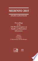 Medinfo 2015 Ehealth Enabled Health