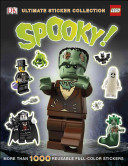Ultimate Sticker Collection  Lego Spooky