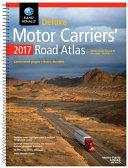 Deluxe Motor Carriers  Road Atlas