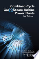 Combined Cycle Gas   Steam Turbine Power Plants