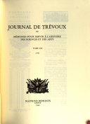 Journal de Trévoux