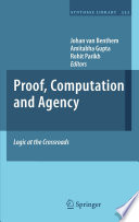 Proof  Computation and Agency