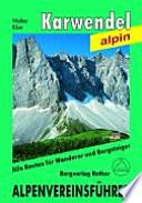 Karwendel alpin