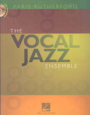 The Vocal Jazz Ensemble