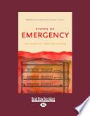 States of Emergency  Large Print 16pt