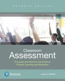 Classroom Assessment: Principles and Practice that Enhance Student Learning and Motivation