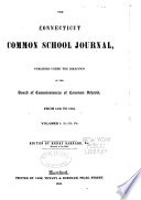 Connecticut Common School Journal