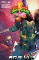 Mighty Morphin Power Rangers 34