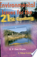 Environmental Issues For The 21st Century book