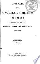 Giornale delle scienze mediche