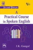 A Practical Course In Spoken English  audio Cd