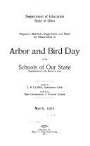 Ohio Arbor and Bird Day Annual