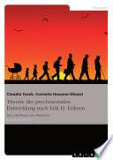 Theorie der psychosozialen Entwicklung nach Erik H. Erikson