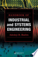 Handbook of Industrial and Systems Engineering