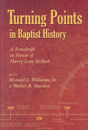 download ebook turning points in baptist history pdf epub