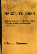 Herzl to Eden