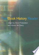 The Book History Reader