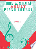 Adult Piano Course  Book 1