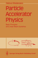 download ebook particle accelerator physics pdf epub