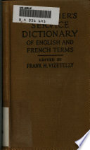 The Soldier s Service Dictionary of English and French Terms