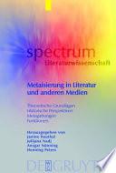 Metaisierung in Literatur und anderen Medien