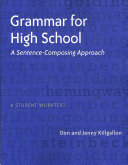 Grammar for High School