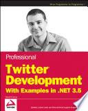 Professional Twitter Development