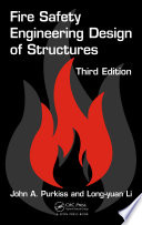 Fire Safety Engineering Design of Structures  Third Edition