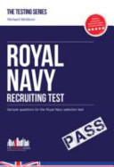 Royal Navy Recruit Test: Sample Test Questions for the Royal Navy Recruiting Test
