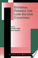 External Finance For Low Income Countries