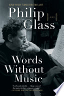Words Without Music  A Memoir