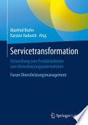 Servicetransformation