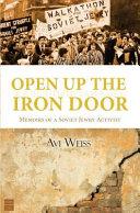Open Up the Iron Door