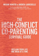 Coparenting Wellness Planner For High Conflict Cases