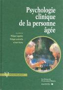 download ebook psychologie clinique de la personne âgée pdf epub