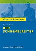 Textanalyse und Interpretation zu Theodor Storm, Der Schimmelreiter