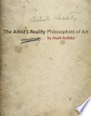 The Artist S Reality
