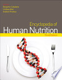 Encyclopedia Of Human Nutrition book
