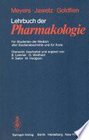 Lehrbuch der Pharmakologie