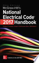 McGraw Hill s National Electrical Code 2017 Handbook  29th Edition