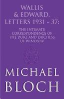 download ebook wallis and edward, letters: 1931-37 pdf epub