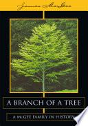 A Branch Of A Tree : kingdom of dal riata in the...