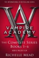 Vampire Academy Complete Series