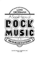 A social history of rock music