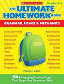 Grammar  Usage and Mechanics