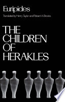 Ebook The Children of Herakles Epub Euripides Apps Read Mobile