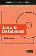 Java   databases