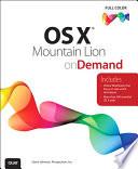 OS X Mountain Lion on Demand
