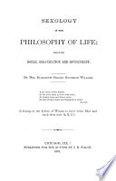 Sexology as the Philosophy of Life