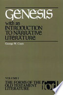 Genesis  with an Introduction to Narrative Literature